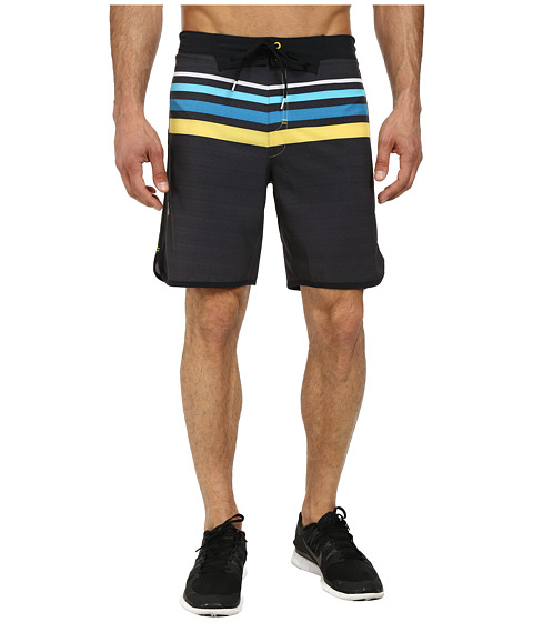 Zoot Sports - Run 101 8 Short (Seaside/Black) Men's Shorts