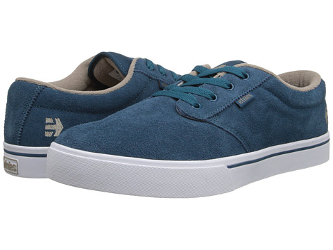 etnies - Jameson 2 (Blue) Men's Skate Shoes
