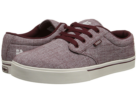 etnies - Jameson 2 Eco (Brown/Red) Men