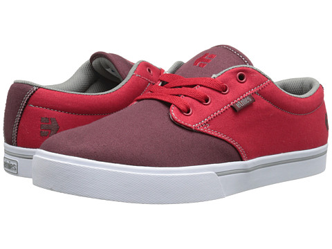 etnies - Jameson 2 Eco (Red/Grey/White) Men