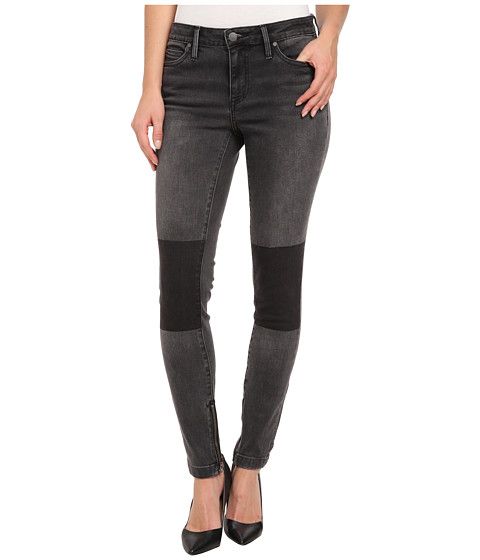 Calvin Klein Jeans - Shadow Knee Legging in Black Coal (Black Coal) Women