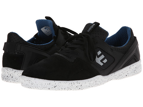etnies - Highlight (Black/White) Men's Skate Shoes