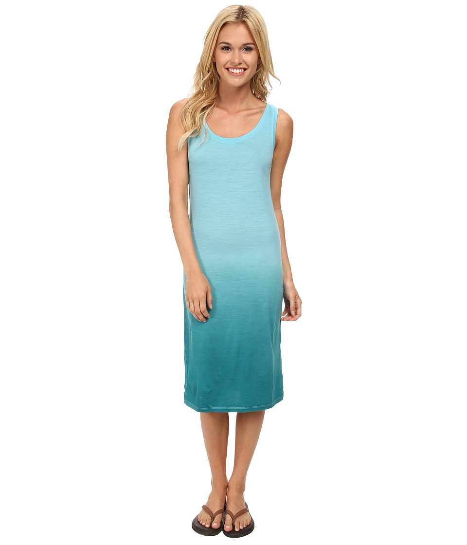 Icebreaker Tech Lite Tank Dress (Water) Women