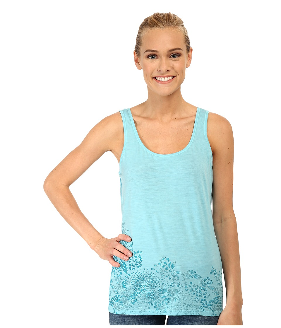 Icebreaker - Siren Tank (Water) Women's Sleeveless