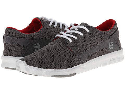 etnies - Scout (Grey/White/Red) Men