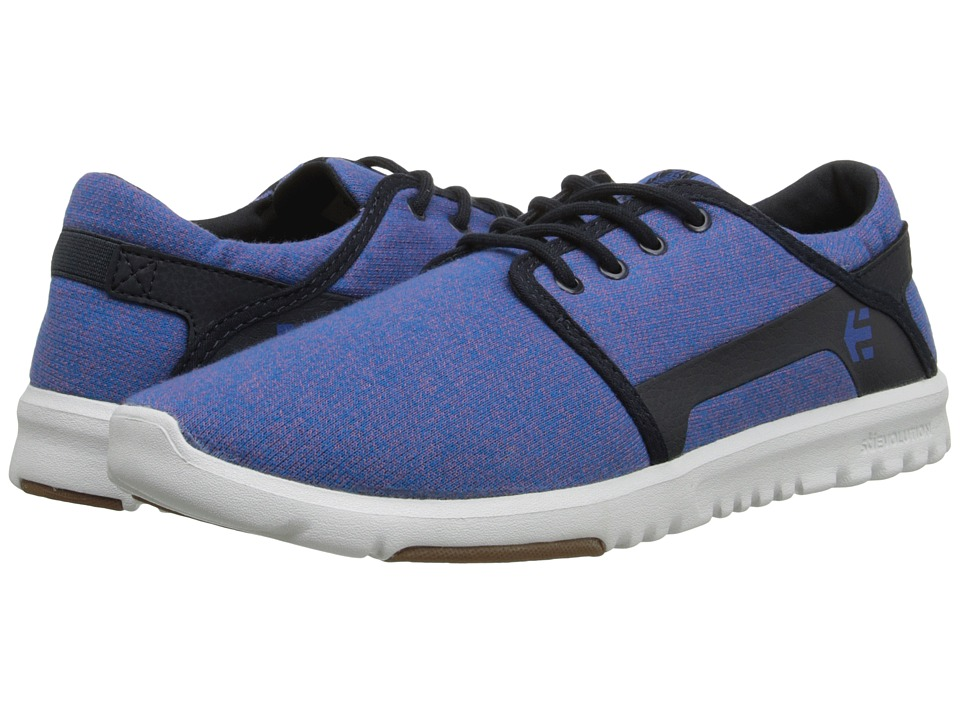 etnies - Scout (Blue/White/Gum) Men