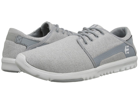 etnies - Scout (Light Grey) Men