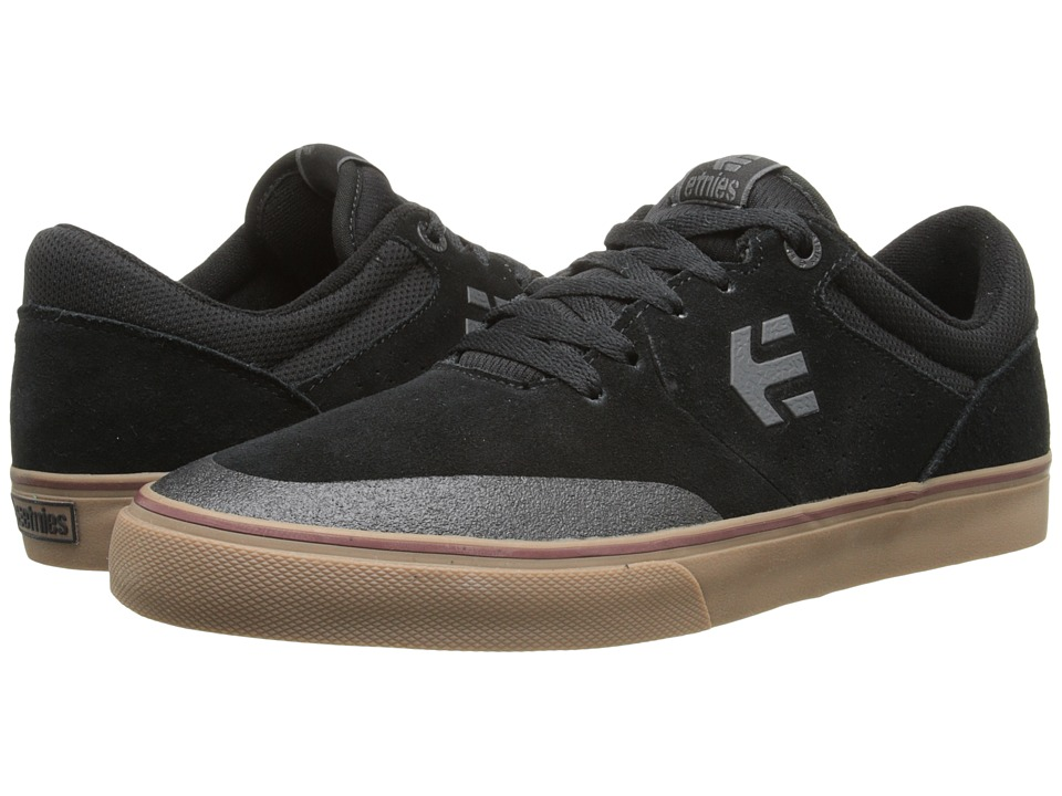 etnies - Marana Vulc (Black/Gum) Men