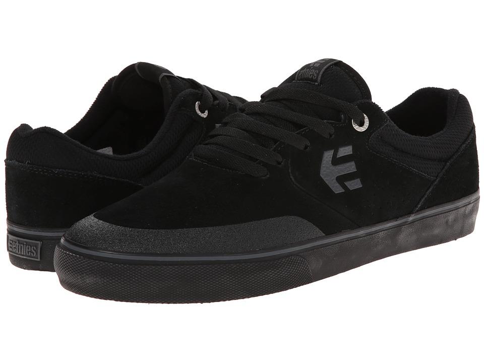 etnies - Marana Vulc (Black/Black/Gum) Men
