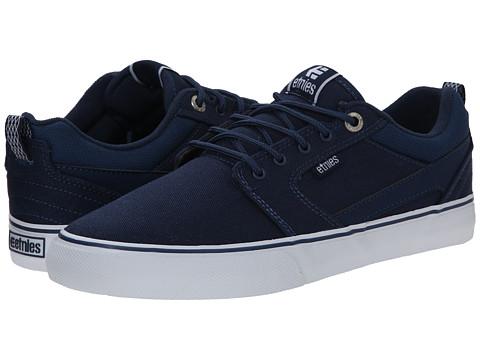 etnies - Rap CT (Blue/White/Gum) Men's Skate Shoes