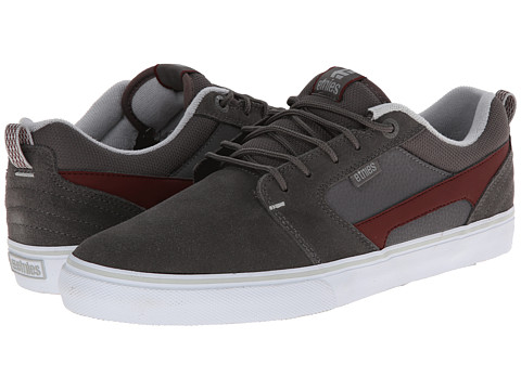 etnies - Rap CT (Grey) Men's Skate Shoes