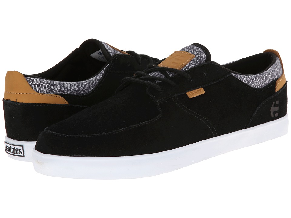 etnies - Hitch (Black/White/Gum) Men