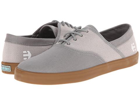 etnies - Corby (Grey/Gum) Men