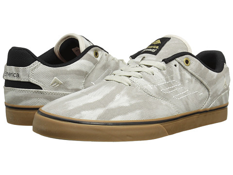 Emerica - The Reynolds Low Vulc (Tan/Gum) Men