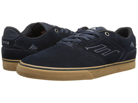 Emerica - The Reynolds Low Vulc (Navy/Gum) Men