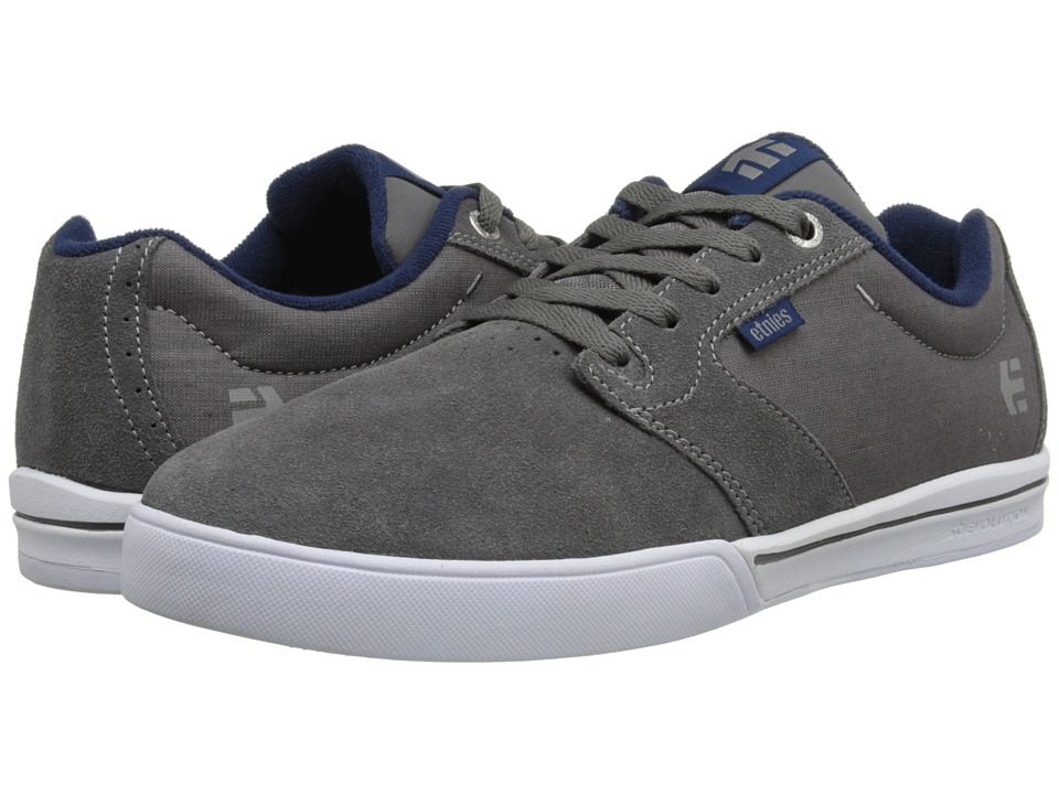 etnies - Jameson 2 E-Lite (Grey) Men's Skate Shoes