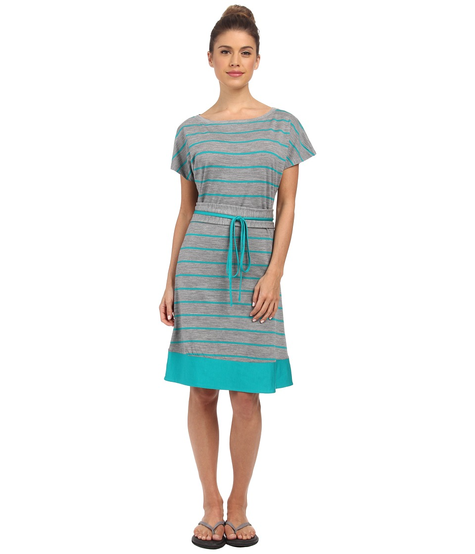 Icebreaker - Allure Dress (Metro Heather) Women's Dress