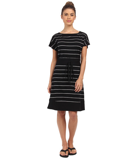 Icebreaker - Allure Dress (Black) Women's Dress