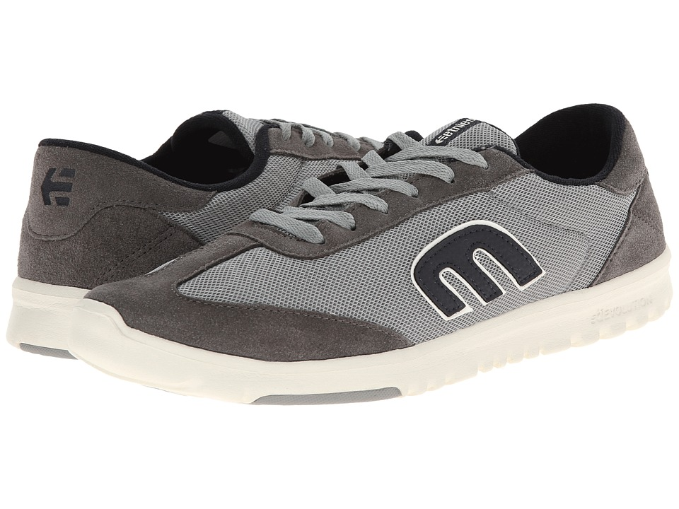 etnies - Lo-Cut SC (Grey/Light Grey) Men