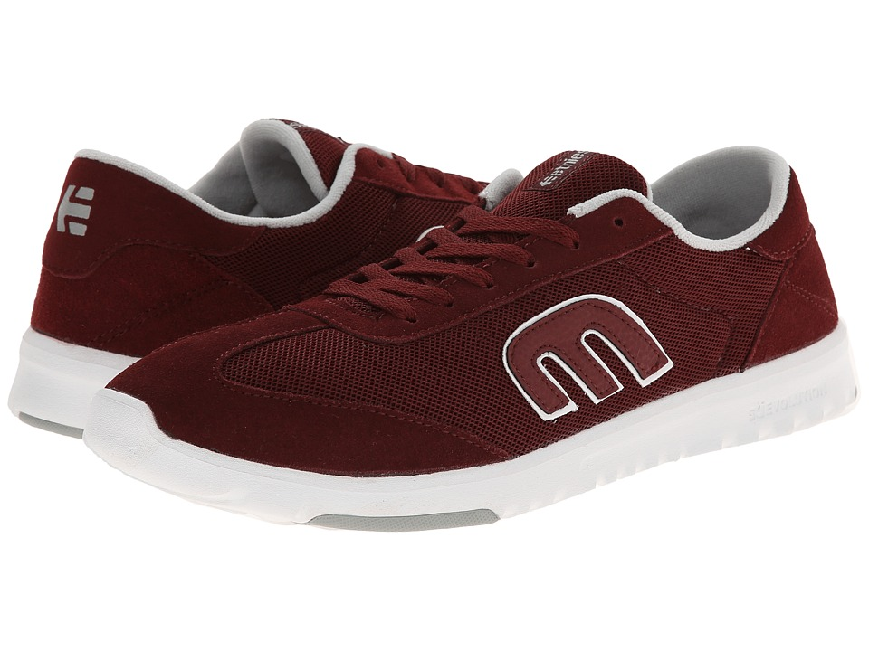 etnies - Lo-Cut SC (Maroon) Men