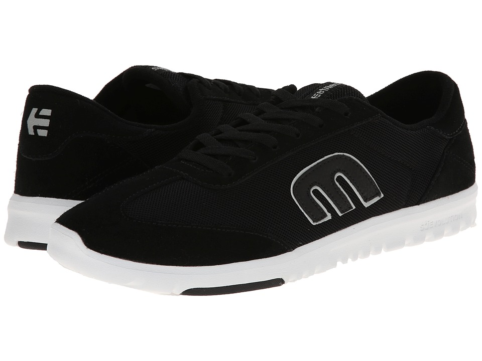 etnies Lo-Cut SC (Black/White) Men