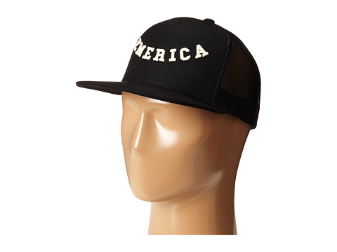 Emerica - Pryor Trucker (Black/Black) Caps