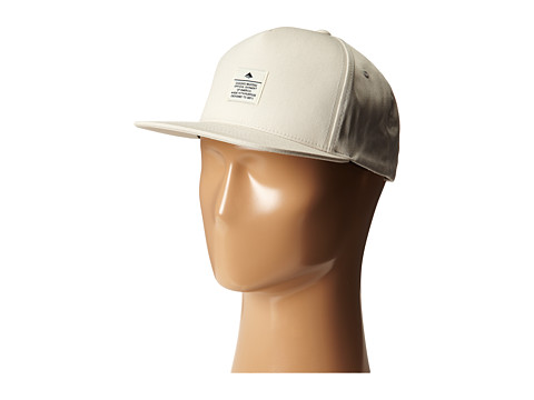 Emerica - Standard Issue Snapback (Beige) Caps