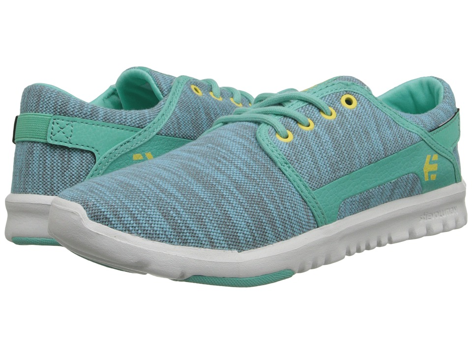 etnies - Scout W (Teal) Women's Skate Shoes