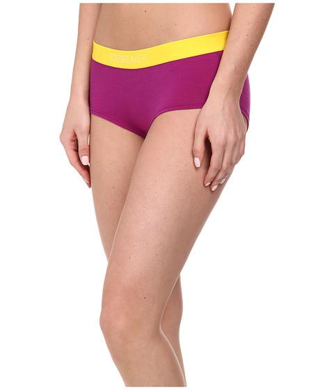 Icebreaker - Sprite Hot Pant (Vivid) Women's Underwear