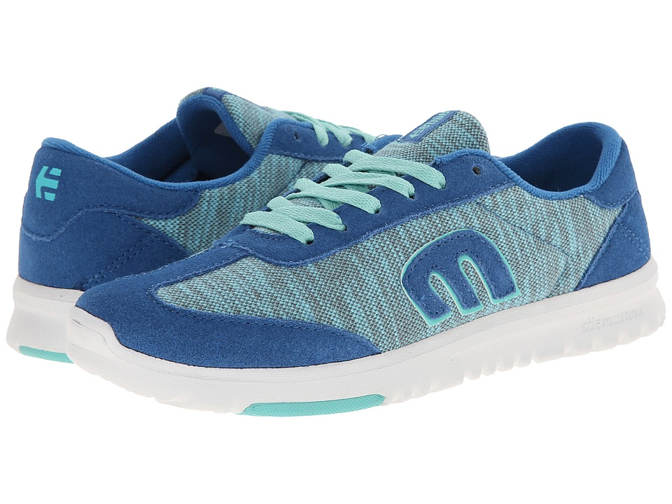 etnies Lo-Cut SC W (Blue/White/Blue) Women