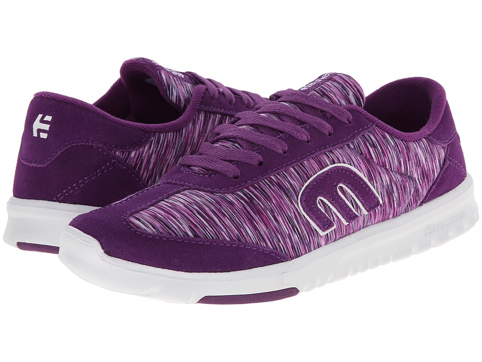 etnies Lo-Cut SC W (Purple/White) Women