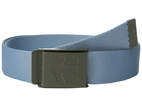 etnies - Staplez Belt (Pacific Blue 1) Men