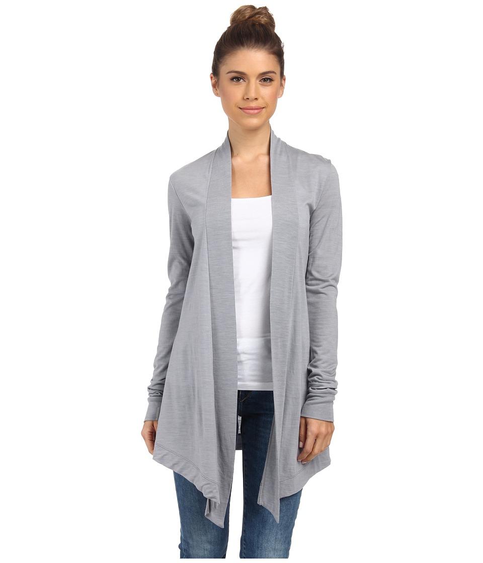 Icebreaker - Sphere Wrap (Mineral Heather) Women's Sweater