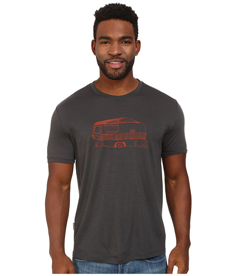 Icebreaker - Tech T Lite S/S (Monsoon 1) Men