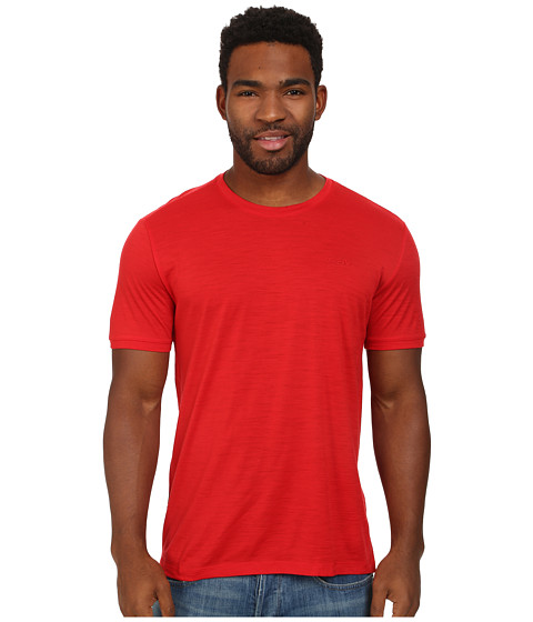 Icebreaker - Tech T Lite S/S (Rocket) Men's Short Sleeve Pullover
