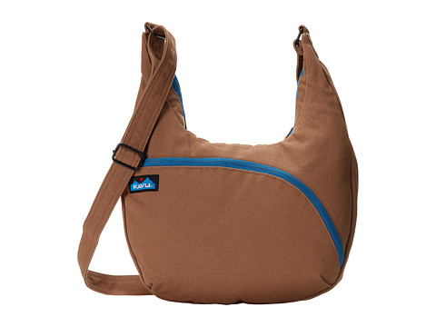KAVU - Sydney Satchel (Tobacco) Satchel Handbags
