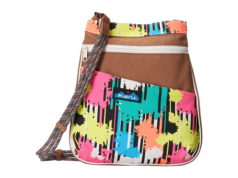 KAVU - Keepsake (Retro Palm) Bags