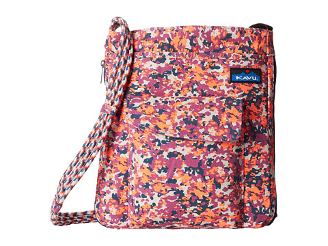 KAVU - Sidewinder (Berry Punch) Cross Body Handbags