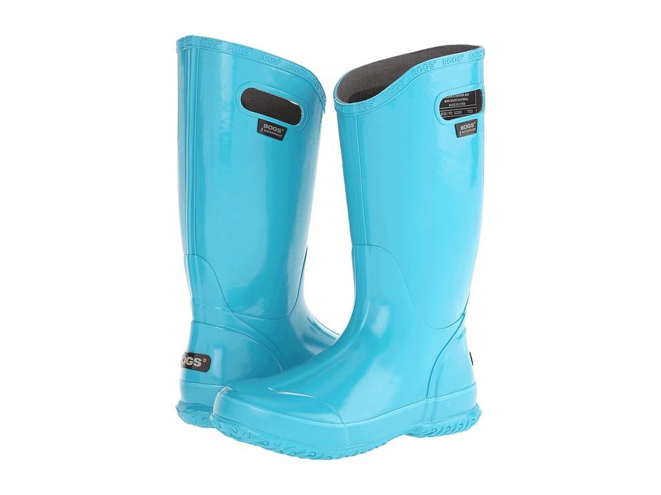 Bogs Classic Glosh Rainboot (Teal) Women