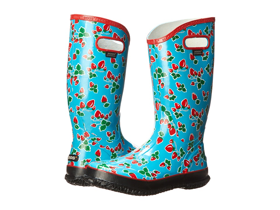 Bogs - Rainboot Fruit (Strawberry) Women's Rain Boots