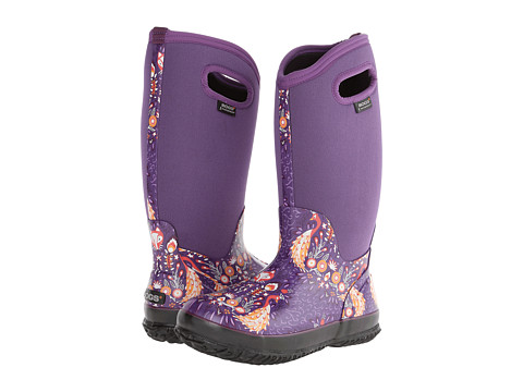 Bogs - Classic Forest Tall (Grape) Women's Waterproof Boots