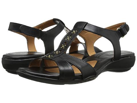 Naturalizer - Capricorn (Black Leather) Women's Shoes