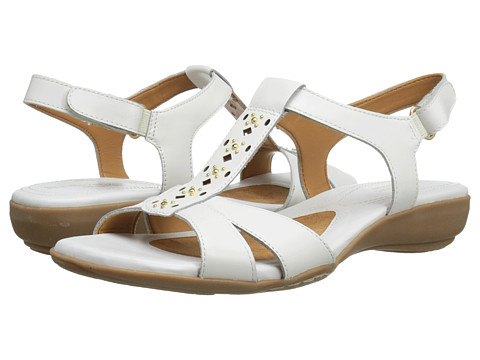 Naturalizer - Capricorn (White Leather) Women