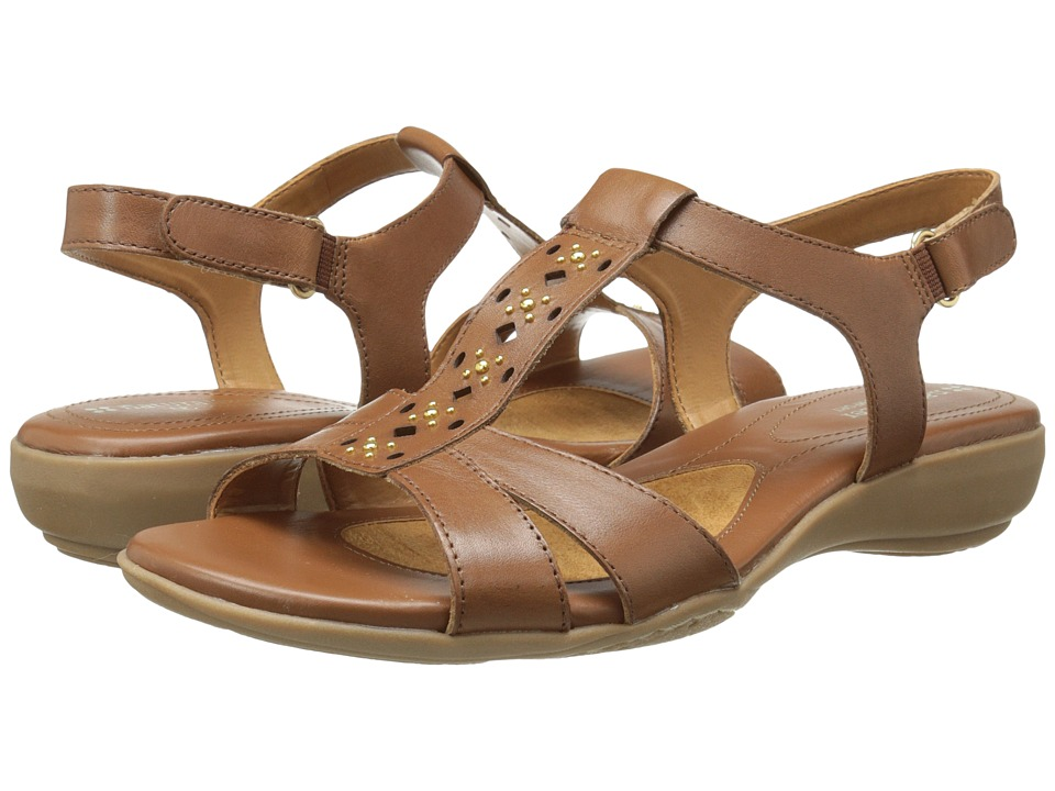 Naturalizer - Capricorn (Saddle Tan Leather) Women