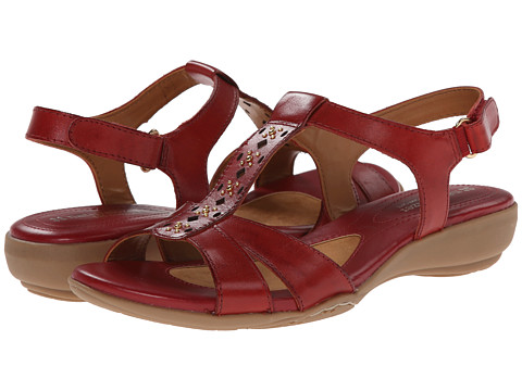 Naturalizer - Capricorn (Red Pepper Leather) Women