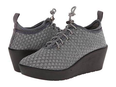 Steven - Base (Pewter Multi) Women's Wedge Shoes