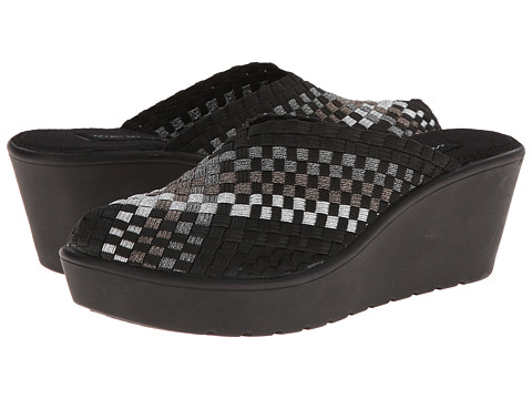 Steven - Brianne (Metallic Multi) Women's Wedge Shoes