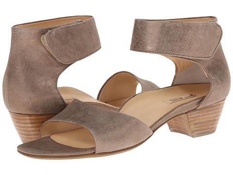 Paul Green - Tripoli (Earth Metallic Suede) Women's Sandals