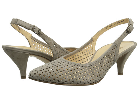 Paul Green - Bilbao (Taupe Suede) High Heels
