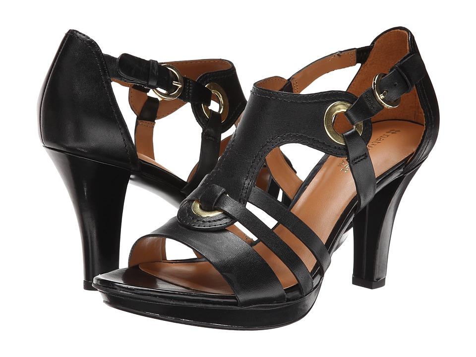 Naturalizer Dalena (Black Leather) Women